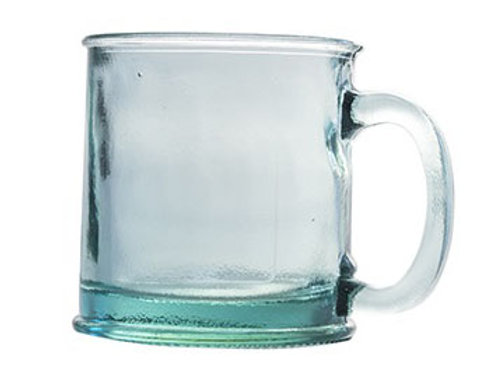Recycled glass 350ml tankard
