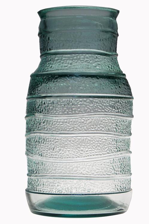 28cm Ribbed Vase