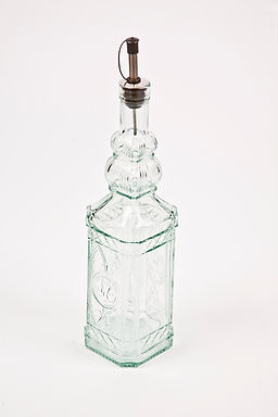 700ml Oil Bottle with Metal Pourer