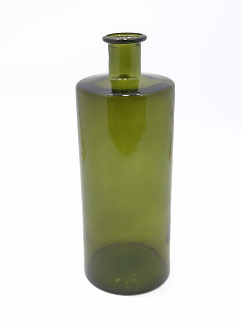 "Recycled Glass Vase  |  40cm ""Frances""  