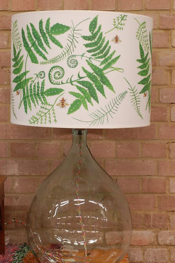 Recycled Glass Table Lamp with Choice of Flex | 62cm Natural Recycled / Clear
