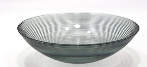 30cm Recycled Glass Bowl