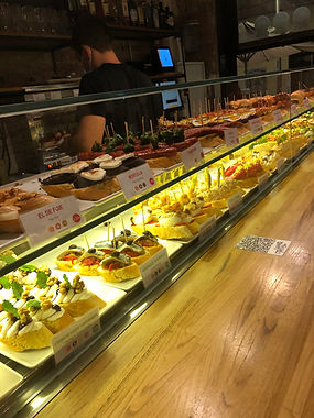 Filipino Restaurant in Barcelona