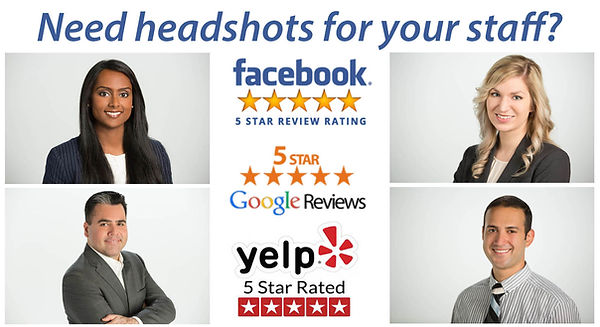 Staff Headshots Chicago