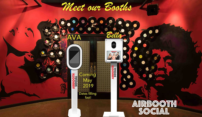 Airbooth Social Photo Booth Rental Chica