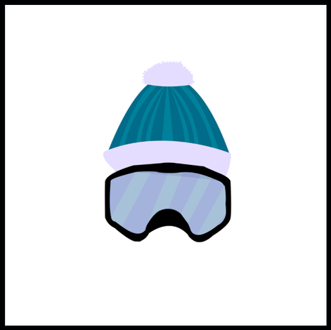 Ski Mask Prop