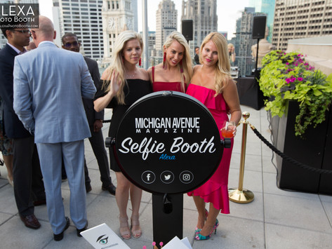 The Perfect Photo Booth Rental for your next event.