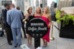 Glam Beuaty Filter Photo Booth Rental Chicago LA New York