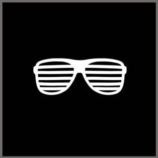Kanye Glasses Prop