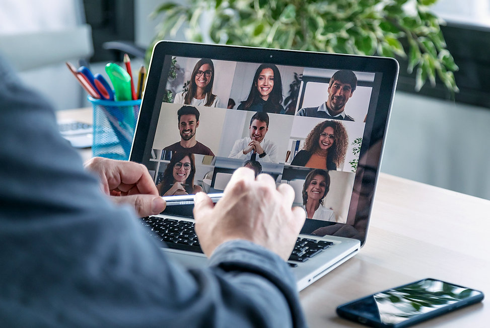 Professional headshots for remote teams