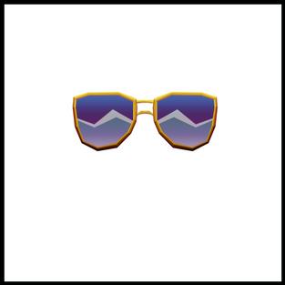Sun Glasses Prop