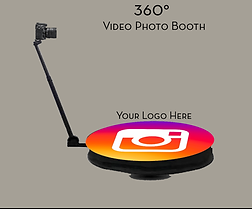 360 VIDEO PHOTO BOOTH RENTAL ARRAY 3D SO