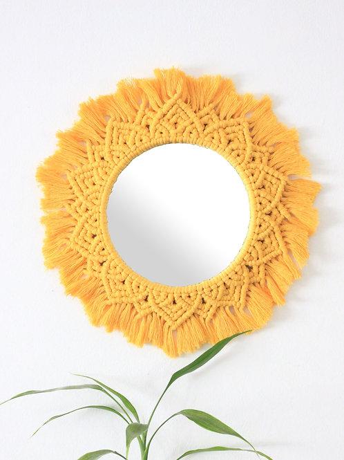 Espelho M Amarelo