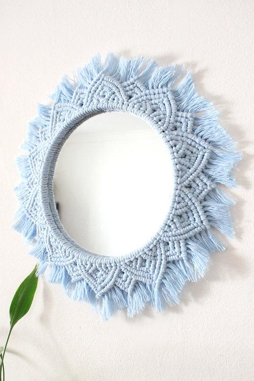 Espelho M Azul Claro