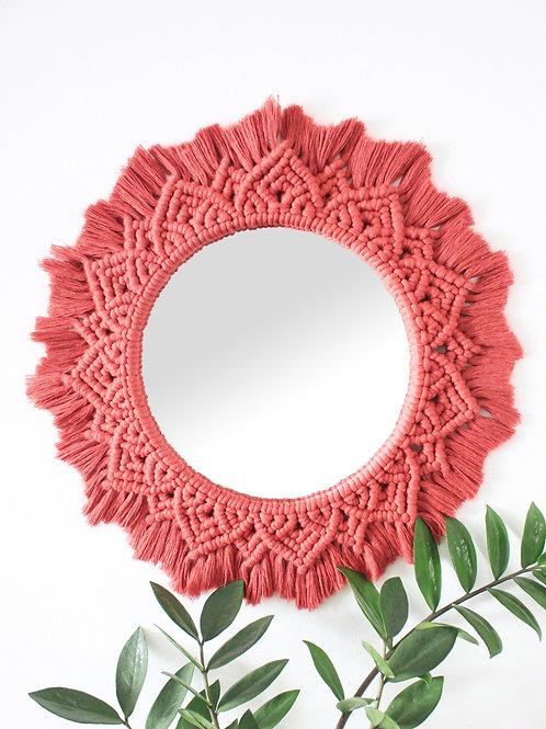 Espelho L Wild Rose