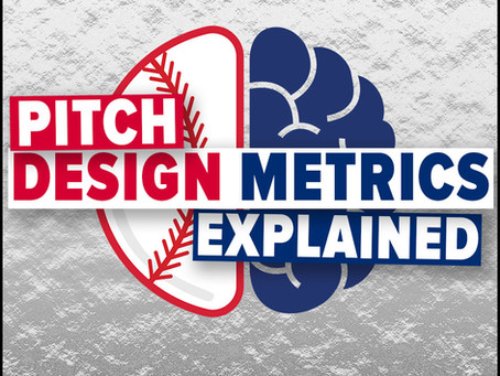 Every Pitch Design Metric Explained