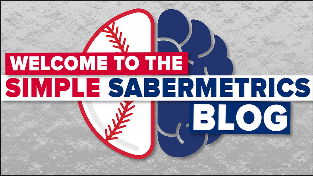 The Simple Sabermetrics Blog