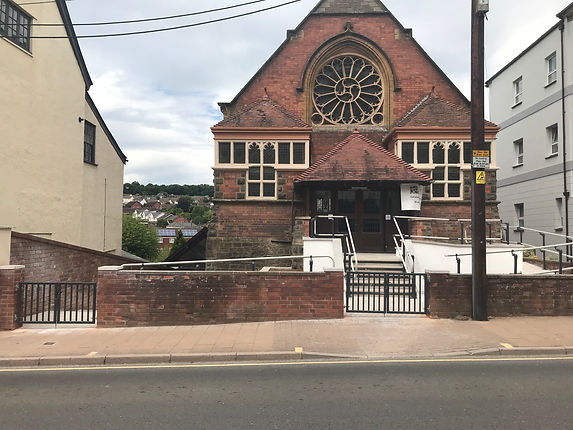 Crediton Methodist Church