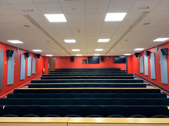University of Exeter AV Upgrade
