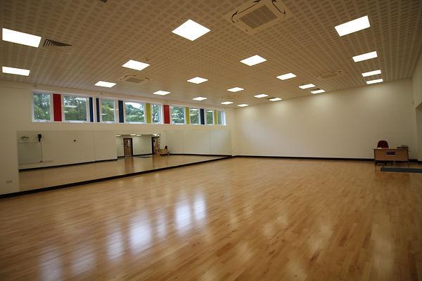 Newton Abbot College Interior.JPG