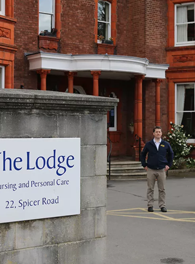 The Lodge Care Home, Exeter