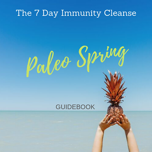 7 Day Paleo Cleanse