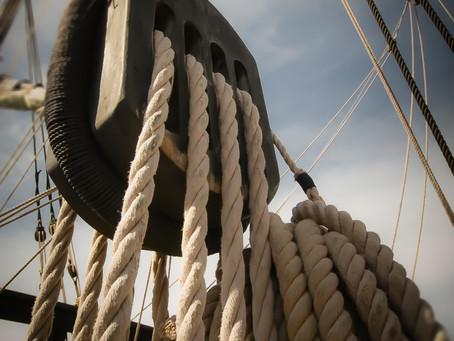 Sailboats, Ropes and Me