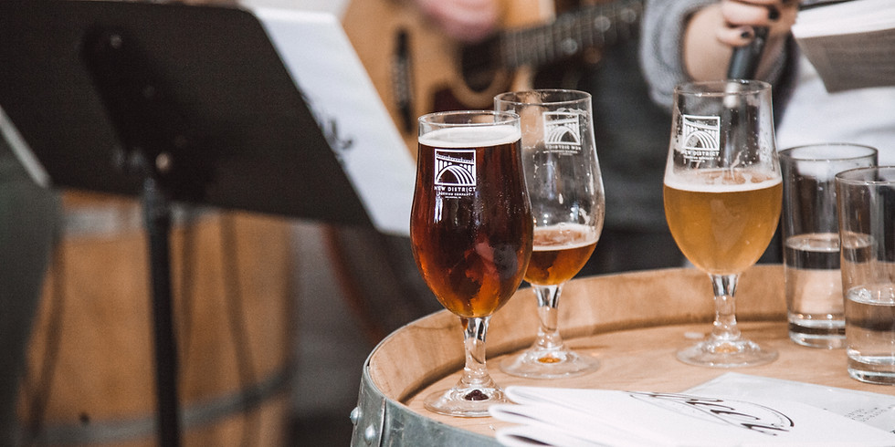 April Beer and Hymns LIVESTREAM