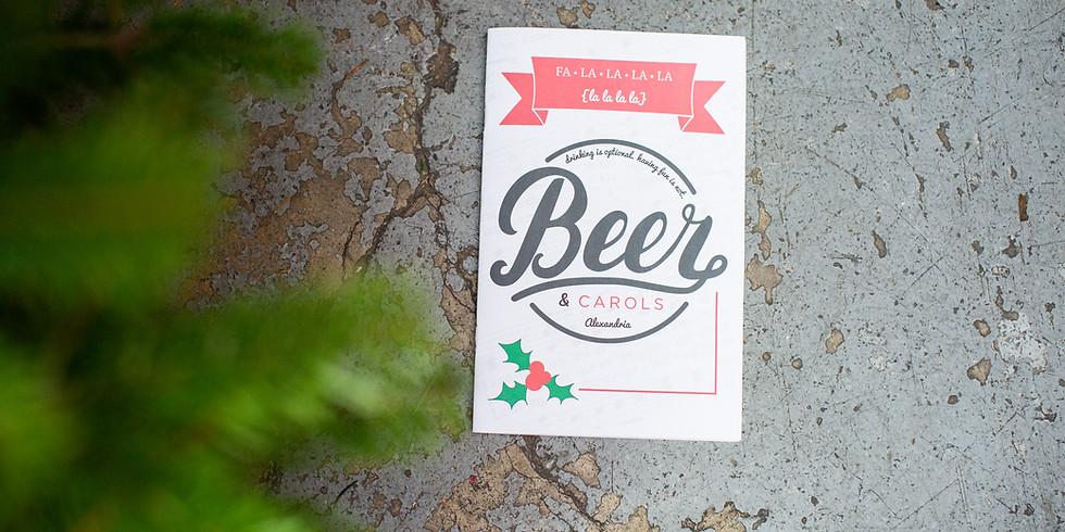 December Beer and Carols