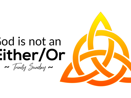 God is not an Either/Or