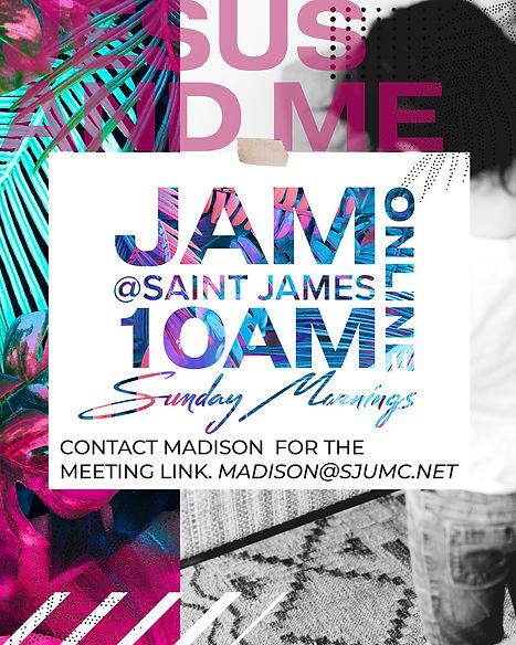 Saint James UMC Jam Children's image
