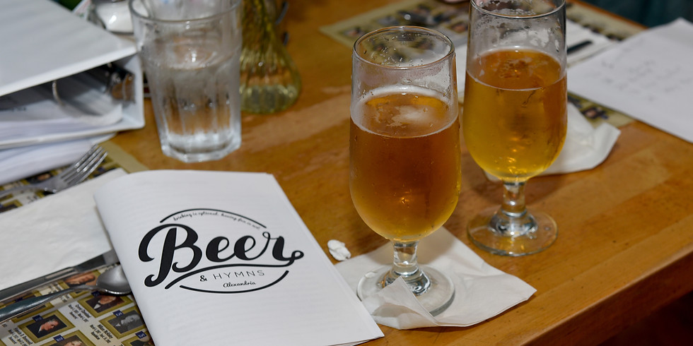 October Beer and Hymns