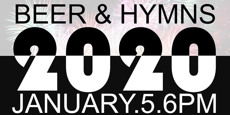 January Beer and Hymns