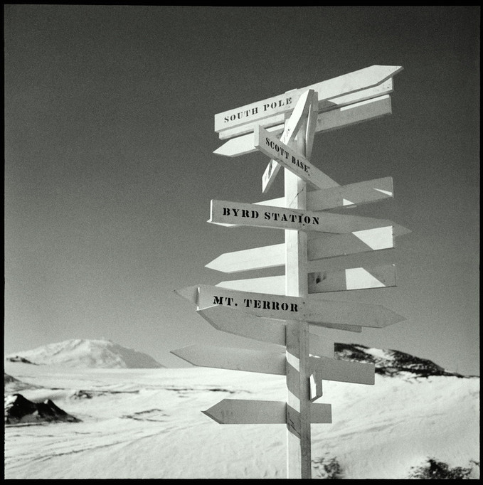 Antarctic destinations.