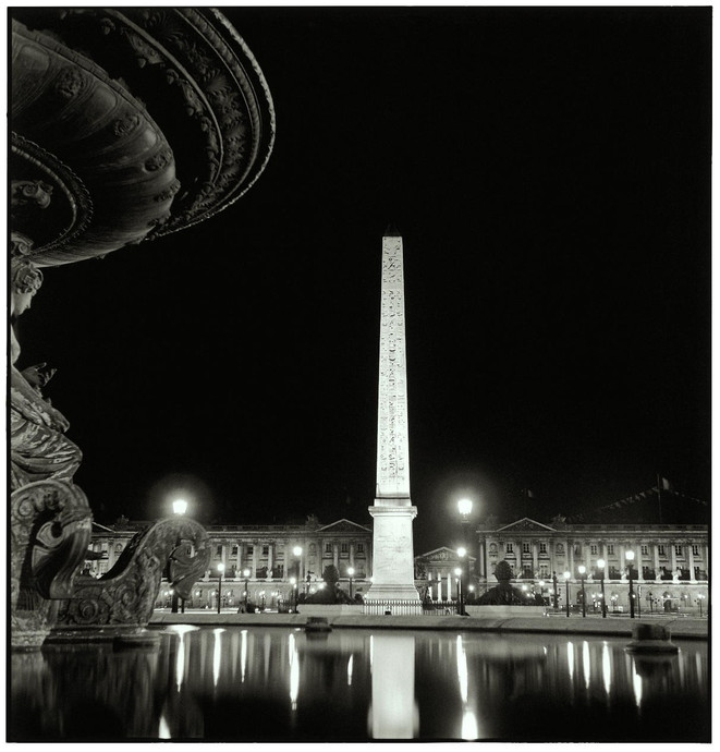 Place de la Concorde.