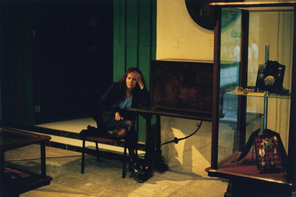 Homage to Edward Hopper