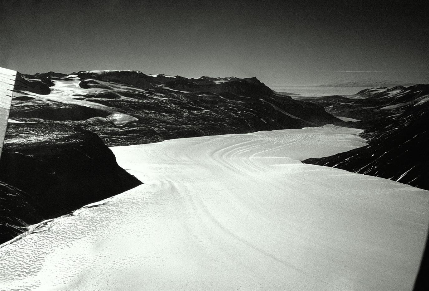 Taylor Glacier.