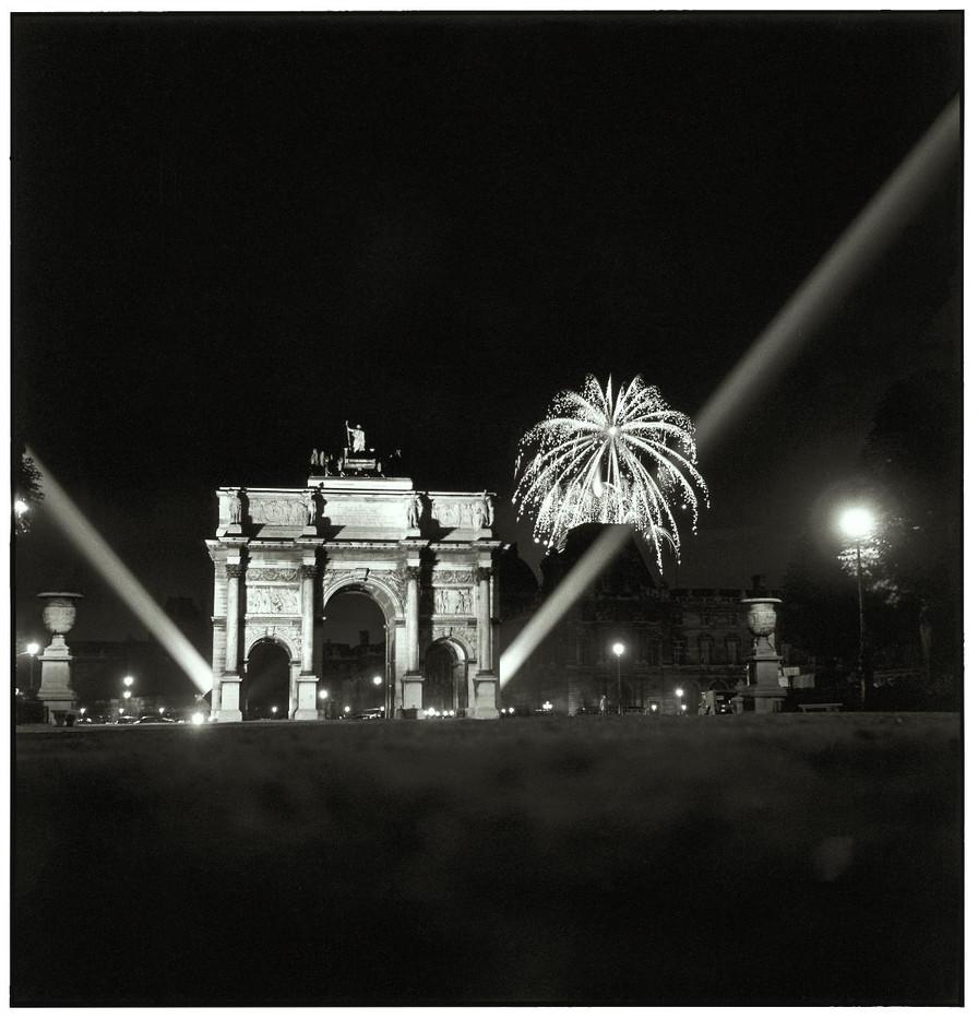 Arc du Carrousel.