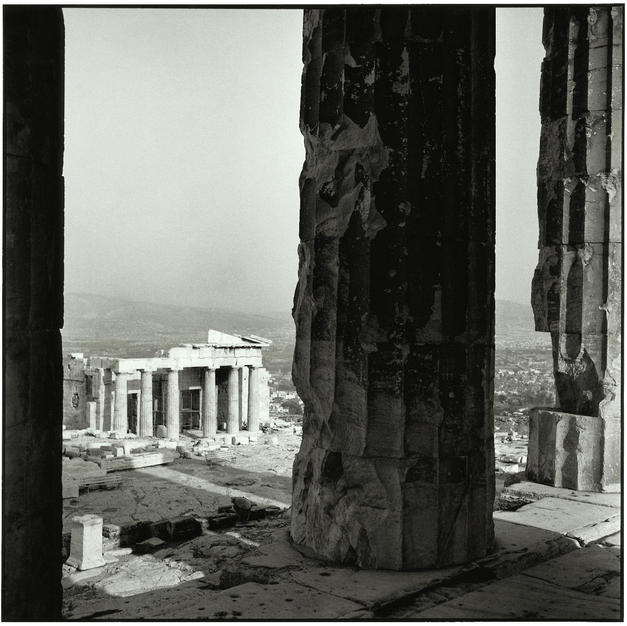 The Propylaia from the Parthenon