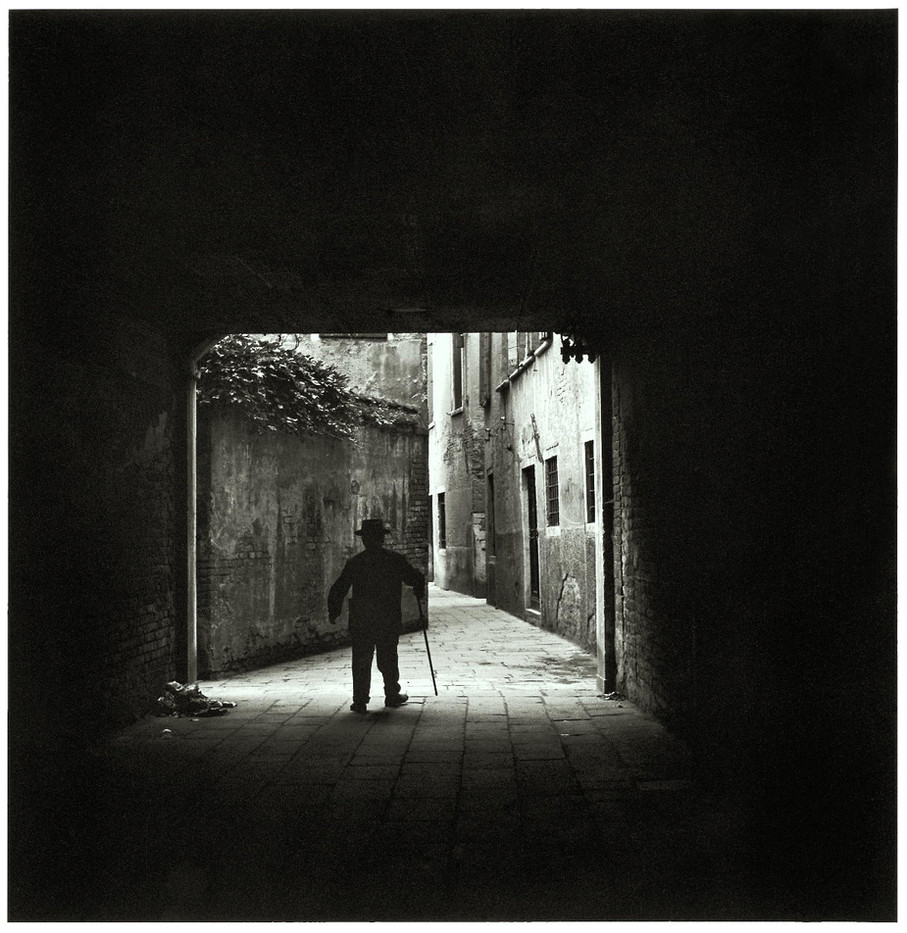 The passageway.
