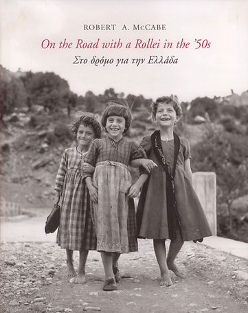 On the Road with a Rollei in the '50s
