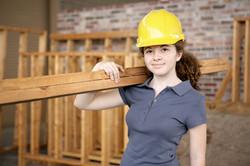 teen worker