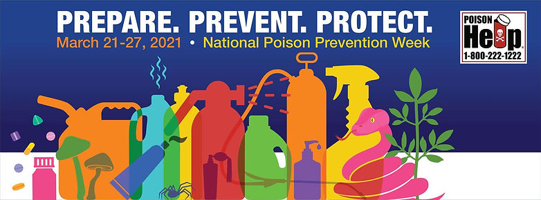 2021 AAPCC National Poison Prevention We