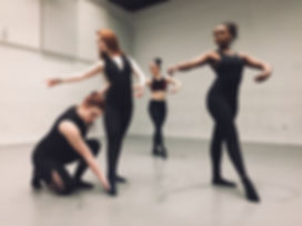 Moving Pictures Dance Co is designed to help students advance in all aspects of dance.