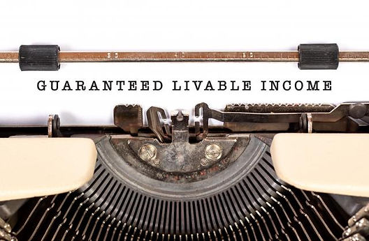 guaranteed-livable-income-on-typewriter.