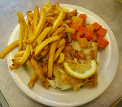 restuarant fish n chips