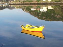 Burin Boat in harbour