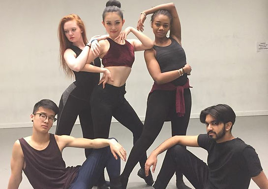 Moving Pictures Dance Company