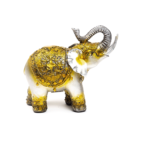 Elefant, 13cm, aus Polyresin