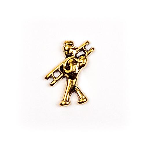 Goldener Metallrauchfangkehrer